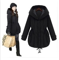2014 cotton-padded clothes Qiu dong cotton-padded jacket Ms thickening coat cotton-padded jacket
