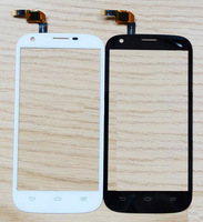 New WHITE  BLACK replacement digitizer touch screen glass lens PANEL for ZTE Blade Q Max  FREE SHIPPING HIGH QUALITY