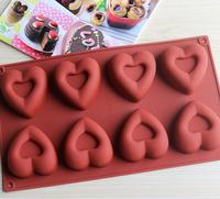 DIY Free Shipping Wholesale Silicone Cake Mold/Cupcake Mold/handmade soap mold