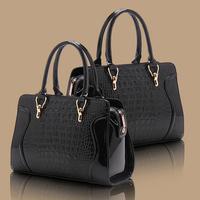 2014 New Fashion women handbag high quality lady PU leather hand bags free shipping