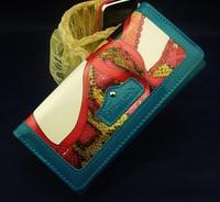 2014 Carteira Masculina Carteira Feminina Freeshipping Hot New Purse Candy Hit Color Handbag Ladies Wallet Card Bag Wholesale