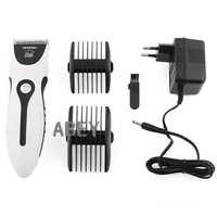 Rechargable Animal Pet Puppy Dog Cat Hair Trimmer Shaver Razor Grooming Clipper Kit Home DIY 220V