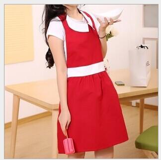 Han edition apron wholesale hotel/restaurant waiter work apron Gifts advertising apron(China (Mainland))