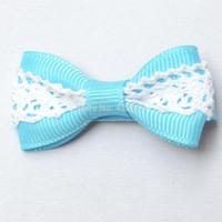 Girls Hair Accessories Ribbon Bowknot Baby Hairpins Hair Baby Clip Girls Kids Bows Hair Clips For Girls Children Hair Bows