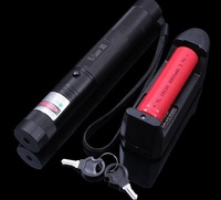 FREE SHIPPING 5000mw Laser Pointer Pen with Charger Retail/Promotion 50000MW Green Laser Pointer