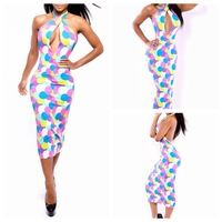 2014 New Fashion Clothing Sexy Women Summer Dress Party Dresses Woman Casual Club Dress
