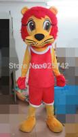 Adult sizeLong woolen cloth lion cartoon doll clothes cartoon props customize tiger cartoon doll clothing