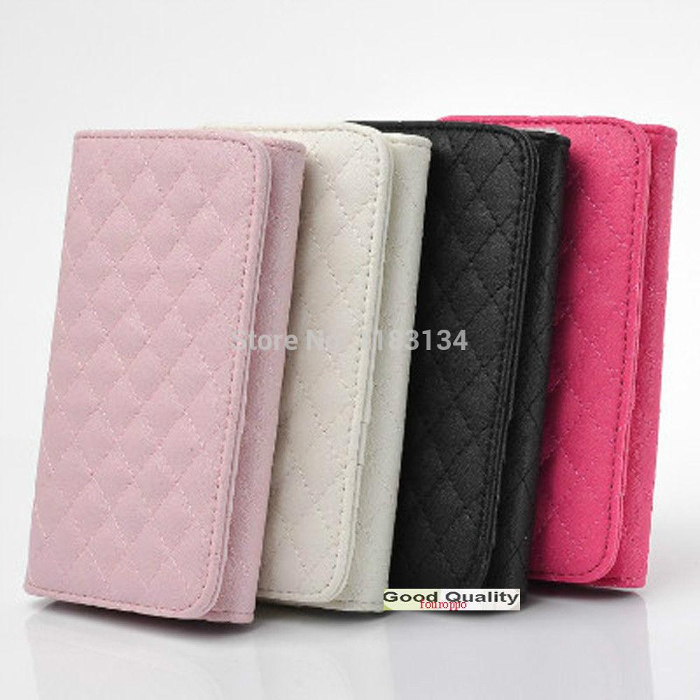 Hot Portable Flip Wallet Leather Case Cover for Motorola RAZR HD XT925/XT926(China (Mainland))