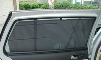 A4L A6L Q5 Q7 A5 special car sunshade automatic electric curtains retractable landing gear four lateral