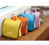 1pc/lot Fashion Multifunctional Travel Check Waterproof Wash Bag Travel Cosmetic Make Up Bag In Bag Storage Bag AY840026