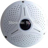 1.3MP Indoor Fish-Eye IP camera