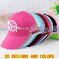Gossip cap letter baseball cap smiley cap spring and summer sunbonnet sun hat