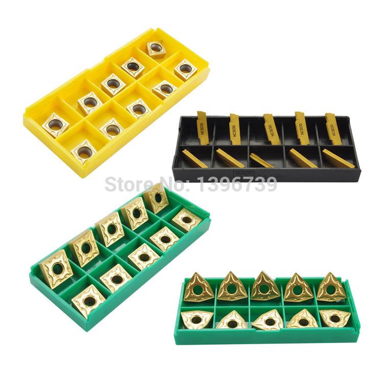 CNC Turning Inserts / titanium / ceramic blade / knife tablets WNMG080404 WNMG080408 peach car(China (Mainland))
