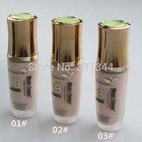 Professinal Make-up BB cream Cinema Foundation Cosmetic Green Tea Nude Cover Brightening Skin Moisture Concealer 45ml