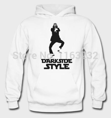 Dance DARKSIZE STYLE Man Hoody Long-sleeve Cotton Pullover Hoodies Men Fashion Sweatshirts Custom Hoodies(China (Mainland))
