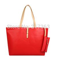 Fashion Women Classic Shoulder Bag Ladies Tote Bag Women Handbag PU leather women messenger bags ak095