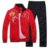 2014 new sports leisure suit sportswear suit men 0863 #