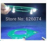 free china post shiping PCB wireless power supply module of wireless transmission lamp module