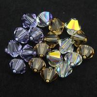HOT SALE! 2014 pretty hombus design 3 colors  high quality crystal beads original factory swa austrian 4/5/6/8mm 20pcs/lot sj003