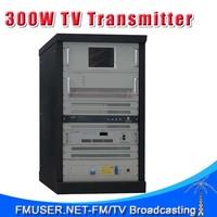 CZH518D-300W 300w DVB-T Digital TV Territorial Broadcast Transmitter for Professional TV Station