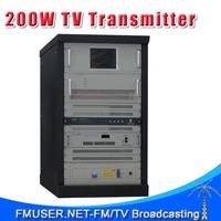 CZH518D-200W 200w DVB-T Digital TV Territorial Broadcast Transmitter for Professional TV Station