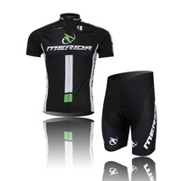 2014 Merida Cycling clothing /Cycling wear/ Cycling jersey short sleeve Shorts Suite CD0811