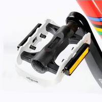 Bicycle Pedal Aluminum Fixed Gear Bike Riding Accessories Cycling Pedal MTB Bike pedals
