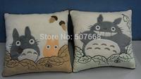 25pcs Miyazaki Hayao TOTORO cartoon toys Japan Anime plush toy 14inch 2 style can choose