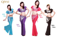 Hot 2014 Belly Dance Costume Shinny Bloomers trousers& Harem Pants