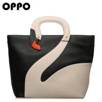 For oppo   female bags fashion personality handbag messenger bag white swan bag 2014 l0074