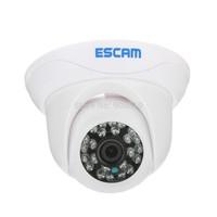 2014 Newest Escam QD500 H.264 1/4 CMOS IP Network Camera 3.6mm Lens Waterproof IR 10m Night Vision Onvif P2P IP Camera