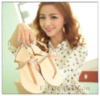 777 Newest Design Woman Sandals Bowtie Women Sandal Shoes Woman Flat Shoes Fashion Women Sandals Summer Shoe Branded