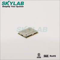 Skylab Micro GPS Module SKG12BL Extremely fast TTFF at Low Signal level 20pcs/lot DHL Free Shipping