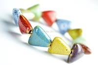 Charm ! 2014 new Jewelry accessories multi-colored glaze kiln ceramic bracelet 2485 for Women Free Shipping