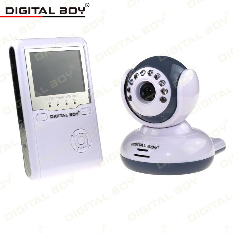Wireless Baby Monitor 2.4G Video baby wifi ip camera Night Vision baba eletronica AV OUT baba eletronica com camera(China (Mainland))