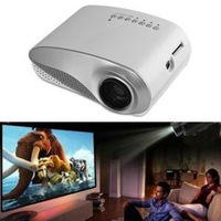 High Quality USB 1080P Digital projector for PC Projector Mini Led Projector Portable HDMI VGA AV Home Theater Projector