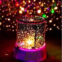 2014 Noverty Lighting Amazing Star Master LED Light Night Light + Power Line(China (Mainland))