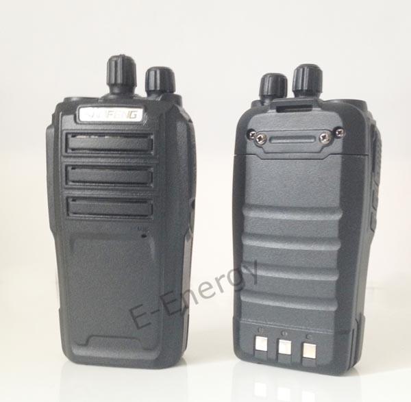 Free shipping(2pcs/lots) Original Baofeng UV-6D UHF 8w high power walkie talkie 400-480 Mhz 8w Portable radio walkie talkie(China (Mainland))