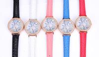 Martian man 2014 new arrival fashion South Korea trend of high-grade diamond quartz watch free shipping D0085