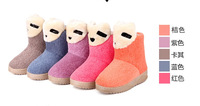 Free shipping 2014 fashion women and girl winter snow boots women boots snow shoese