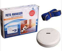 w/ Electric Digital Collar Cat Dog Pet Wireless Indoor Dog Fence System
