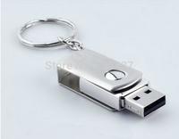2014 New 100% real 64GB 128GB 256GB 512GB Waterproof USB Flash drive Wholesale 512GB USB Swivel Metal USB flash drive