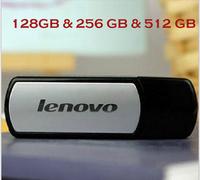 2014 New 100% real Lenovo T180 pen drive 512 gb & 256gb & 128gb & 32gb & 16gb & 8gb usb 2.0 512gb drive 512gb pendrive 256 gb