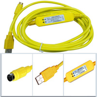USB-SC09-FX Support Windows 7 PLC Programming Cable Uupgrade