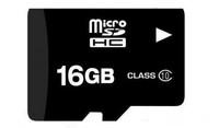 2pcs/lot new Real genuine 16G 16 GB 16GB memory card TF micro SD card