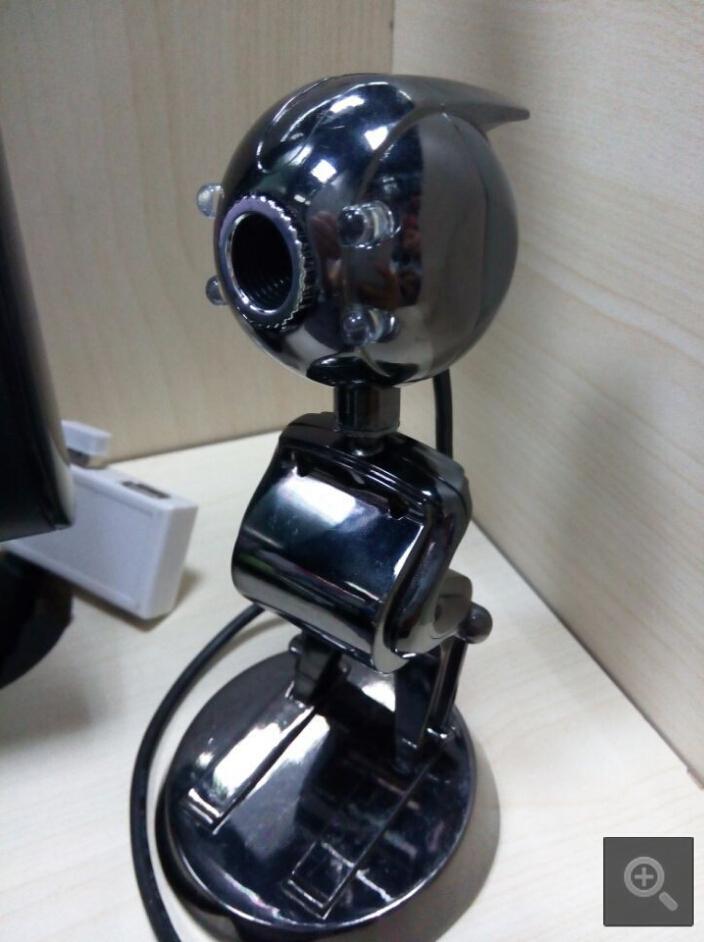 Snow mountain air metal camera computer USB camera notebook video(China (Mainland))