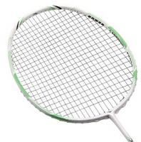 Full carbon badminton racket secondary molding full carbon sole luminous shoot single shot