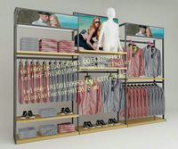 casual garment display stand CL01-CL07