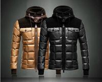 2014 Men Duck down Jacket Men's down Coat Winter outwear warm duck Down coat High Quality S/M/L/XL/XXL