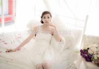 Free Shipping 2014 New Short Paragraph Bridesmaid Dress, One Shoulder Straps Beading Dress